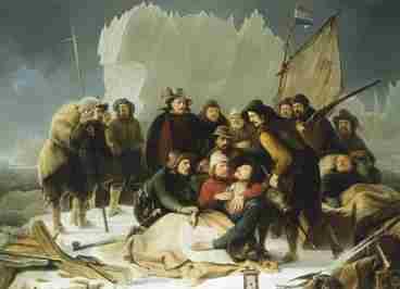 Смерть Баренца