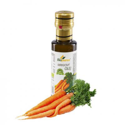Применение морковного масла из семян