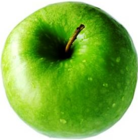 Калорийность зеленого яблока