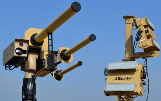 Система анти-дрон Blighter AUDS сбивает БПЛА радиолучом | Электроника в  дорогу
